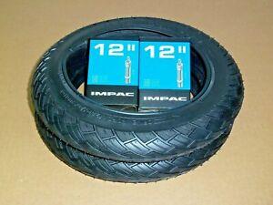 2x Reifen + Schlauch 12 1/2 x 2 1/4 ( 62-203 ) für DDR Roller Handwagen Klaufix