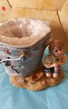 Boyds Votive Lucinda & Dawn.By The Sea Votive Yesterdays Child -