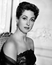 "DANIELLE DARRIEUX IN THE 1952 FILM ""5 FINGERS"" - 8X10 PUBLICITY PHOTO (BB-300)"