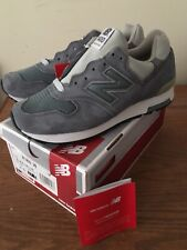 New Balance 1400 SB Grey Steel Blue Size 9.5 Made In USA New