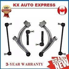 6 Piece Front Suspension & Steering Kit for Pontiac G6 2005 2006 2007 2008 2009