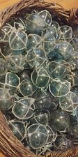 Authentic BLOWN Japanese Fishing Floats lot of 50