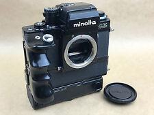 Minolta XK Motor Vintage 35mm Camera - Rare