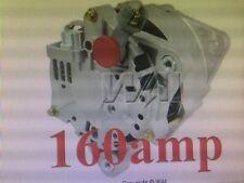 Ford Focus HIGH AMP Alternator 2.0L Zetec SVT 2002 2003 2004 6-Gr Clutch Pulley