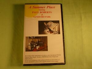 A Summer Place Starring Paul Roberts at Sandford Park Video Cassette 1992 Christ