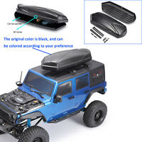 New Rooftop Luggage Box Kit for 1/10 Wrangler TRX6 Benz G500 GRX4 6X6 G63 RC Car