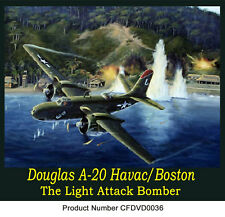 Douglas A-20 Havoc and Boston