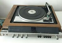Vintage Sony Garrard SP25 MKIV Record Player Turntable Untested Spares / Repairs