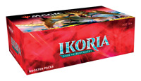 MTG - Ikoria: Lair of Behemoths - Booster Box (Factory Sealed)