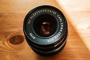 Carl Zeiss Jena 35mm f2.4 Flektogon MC