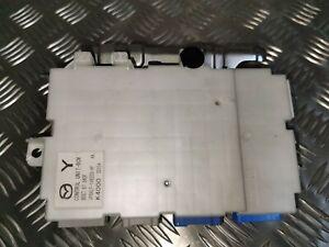 MAZDA 3 BL MK2 2009 - 2013 BODY CONTROL MODULE UNIT ECU BDG767560F