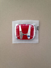 Accord FIT Civic JDM red steering wheel Type B emblem civic si s2000 Accord