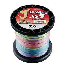 Braided line Daiwa J-BRAID GRAND X8 - multicolor - 1500m