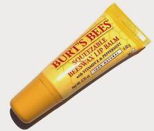 Burt's Bees Squeezable Beeswax Lip Balm 0.35 oz No Box - Tamper Resistant Cap