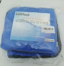 Microfiber All-Purpose Cloths 2 Pack Great Quality Oversized Large