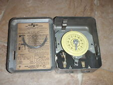VINTAGE HOMART TIME SWITCH 24 HR MODEL 796 5870-1 SEARS ROEBUCK  1