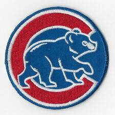 Chicago Cubs II iron on patch embroidered patches applique