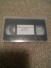 000 Vtg Amway In Home Shopping Service Vhs Tape Bill Hawkins 1997