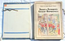 SCARCE FOLIO L'HISTOIRE DU COSTUME MASCULIN FRANCAIS GIAFFERRI ED. NILSSON 1927