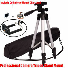 Universal Camera Camcorder Tripod Stand &Mount Clip for Canon Nikon Sony Olympus