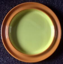 Steelite Freedom Range - Large rimmed plate - One Yellow 25cm independence