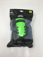 Adidas Ghost Youth Soccer Shin Guards S Black/Green Cz9586 Size Small New