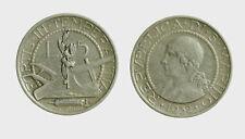 s537_48) San Marino Vecchia Monetazione (1864-1938) 5 LIre 1932