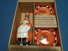 Tuscany Oil Dipping Set New in Box