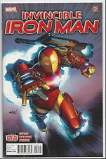 INVINCIBLE IRON MAN #2 2015 NM/MINT 9.8 : SEND THIS BOOK TO CGC!