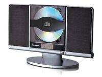 Kärcher Système Micro Musique Lecteur CD Lecteur Cartes SD USB Radio Compact