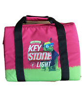 New! Collectible Keystone Light Carry Cooler