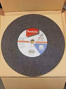 "10 chop saw blade Makita Metal Cutting Blade14x1"" centre"" 355mm  B-10665-5"