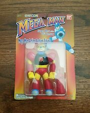 Capcom Mega Man Action Feature Figure GUTSMAN By Bandai 1995 - New