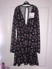 missguided skater dress size 8