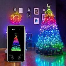 Christmas Tree Decoration Lights Custom LED String Lights App Remote Control NEW
