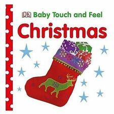 Baby Touch and Feel: Christmas (Baby Touch & Feel) DK Board book