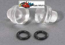 Barry Grant Claw Holley clear sight float bowl plugs
