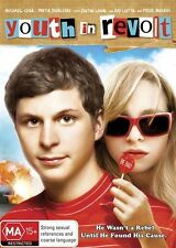 Youth In Revolt (DVD, 2013) R4 BRAND NEW SEALED - FREE POST!