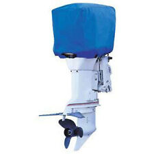 Lrg 110-220hp outboard motor cover for boat size F blue 2 year warranty