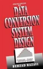 Principles of Data Conversion System Design by Behzad B. Razavi (1994,...
