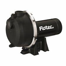 Flotec Thermoplastic Sprinkler Pump 2 HP - 1 Each