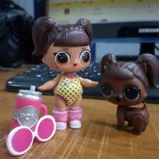 Lot 9Pcs LOL Surprise Pet HOP HOP SPRINTS RABBIT Bunny Kitty Baby Cat doll toys