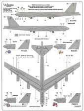 NEW 1:72 Warbird Decals 72039 Boeing B-52G Stratofortress Barksdale markings