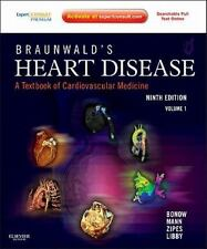 Braunwald's Heart Disease: A Textbook of Cardiovascular Medicine,-ExLibrary