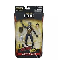 Marvel Avengers Legends Series 6-in Wasp BAF Cull Obsidian Mint