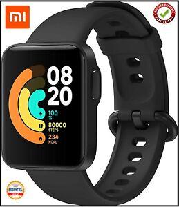 Montre Connectée Xiaomi Mi Watch Lite GPS Mi Smart Watch Global Smartwatch 2021