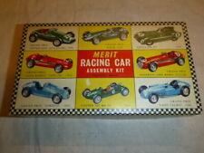 Merit kits un built plastic kit of a 1956 Gran Prix Vanwall, Boxed