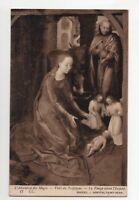 Hôpital St Jean - Bruges - L'adoration des Mages  (B1569)