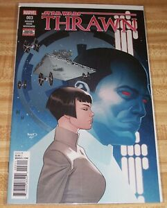 Star Wars: Thrawn #3! (2018) 1st Appearance of Arihnda Pryce! NM!