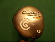 CLEVELAND LAUNCHER 460 TITANIUM 9.5* DRIVER- PROLITE 4.5 R FLEX- GOOD CONDITION!